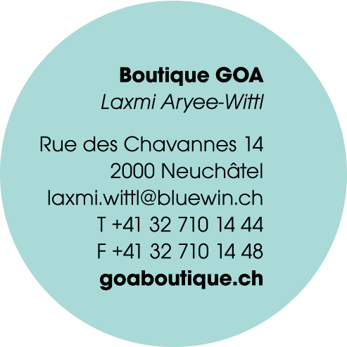contact Goa Boutique
